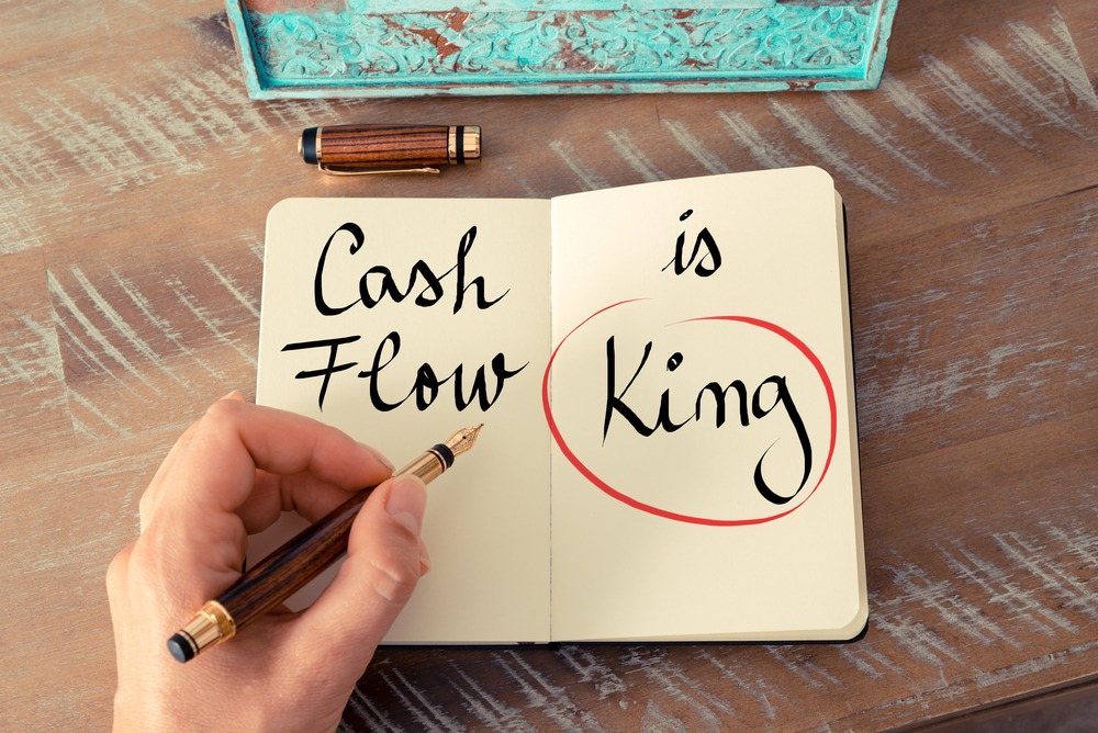 Solid strategies ensure robust cash flows