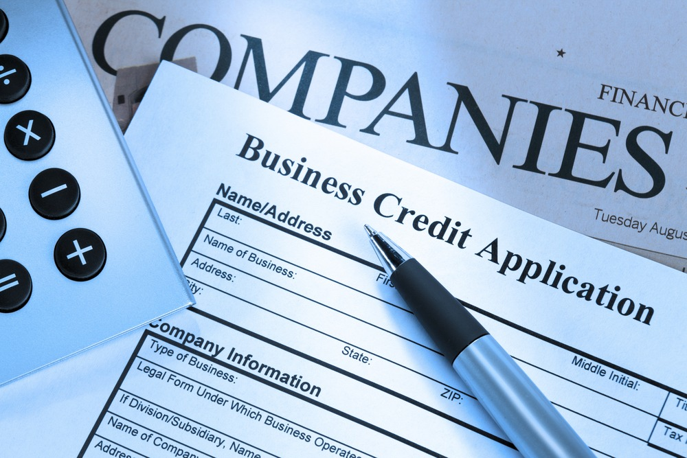 To complete and sign a credit application form, or not?